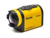 Kodak Pixpro Sp1 Sarı Aqua Pack Aksiyon Kamera