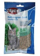 Trixie Yavru Ve Yetişkin Kediler İçin Kedi Çimi (Yumuşak)