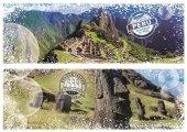Grafika 1000 Parçalık Puzzle (Dünyayı Dolaşmak Şili Ve Peru)