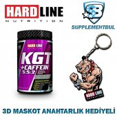 Hardline Kgt Limon 1000 Gr. + 3d Maskot Anahtarlık Hediyeli