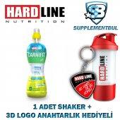 Hardline Carnifit 500 Ml Ananas 24 Adet + 1 Shaker + 1 3d Logo An