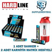 Hardline L Karnitin Matrix 3000 Mg 30 Ml Limon 20 ...
