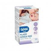 Wee Baby Göğüs Pedi 40 Lı Paket Yeni Ambalaj