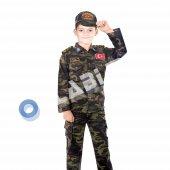 Türk Askeri Kostümü(Komando Kıyafeti)