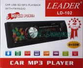 Leader Ld 102 4x50 Watt Usb Sd Mp3 Fm Radyo Oto Teyp
