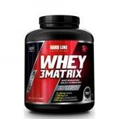 Hardline Whey 3 Matrix 2300 Gr Çikolata
