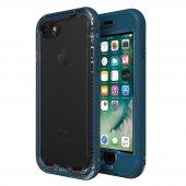 Lifeproof Nüüd Apple İphone 8 Kılıf Midnight Indigo Blue
