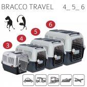 Mp Bracco Travel Vision Travel Kedi Köpek Taşıma Kafesi 92 X 64 X 67,5 Cm