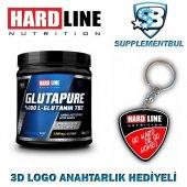 Hardline Glutapure 500 Gr. + 3d Logo Anahtarlık Hediyeli