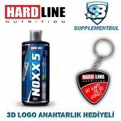 Hardline Noxx5 1000 Ml + 3d Logo Anahtarlık Hediyeli