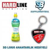 Hardline Carnifit 500 Ml Ananas 12 Adet + 3d Logo Anahtarlık Hedi