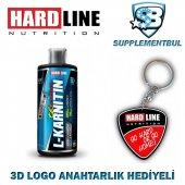 Hardline L Karnitin Thermo 1000 Ml + 3d Logo Anahtarlık Hediyeli