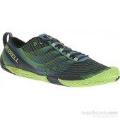 Merrell J03909 Vapor Glove 2 Blue Bright Green Erkek Aqua Ayakkab
