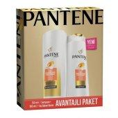 Pantene Saç Dökülmelerine Karşı Etkili 550 Ml Şampuan + 360 Ml Sa