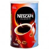 Nescafe Classic 1 Kg Kahve Teneke Kutu