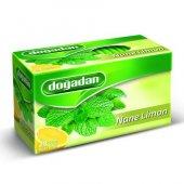 Doğadan Nane Limon Çayı Bardak Poşet 20li
