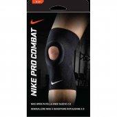 Nike Pro Combat Open Patella Knee Sleeve 2.0 Dizlik (L)