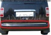 Volkswagen Caddy Krom Bagaj Alt Çıtası Paslanmaz Çelik 2004 2015