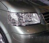 Volkswagen Transporter Krom Far Çerçevesi 2 Parça 2010 2015