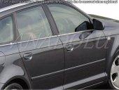 Audi A4 Krom Cam Çıtası 6 Parça 2000 2008