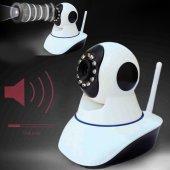 Wifi İp Hareket Sensörlü Ip Bebek Güvenlik Kamerası