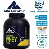 Multipower 100 Pure Whey Protein 2000 Gr. Banana Mango