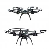 Uzaktan Kumandalı Drone 2.4g 4ch 6 Axis Kamerasız Hsl Sg600