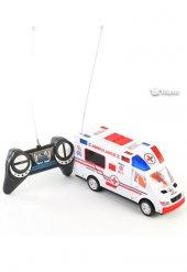 Uzaktan Kumandalı Işıklı Sesli Ambulans