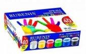 Rubenis 6 Renk 30 Ml Parmak Boyası 9378