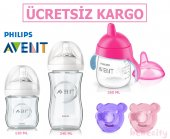 Philips Avent Natural Yenidoğan Set Pembe