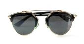 Trend Unisex Siyah Bayan Gözlük