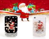 ıphone 5 Noel Baba Ren Geyiği