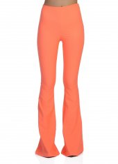 Bonalodi Neon İspanyol Paça Kadın Pantolon