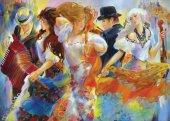 Anatolian Puzzle 3000 Pcs Gökkuşağı Melodisi City Of Rainbows
