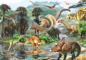 Puzzle 260 Parça Dinozorlar Vadisi Iı Dino Valley Iı