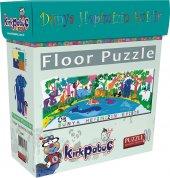 Kırkpabuç Floor Puzzle 30 Pcs Dünya Hepimizin Evidir Earth İs