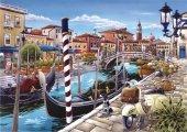 Anatolian Puzzle 1500 Pcs Venedik Venetian Canal
