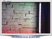Wallwasher Beyaz 30 Cm 9 Watt