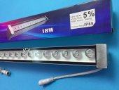 Wallwasher Amber 60 Cm 18 Watt