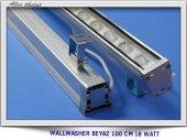 Wallwasher Beyaz 100 Cm 18 Watt