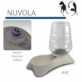 Mp Kedi Köpek Hazneli Su Kabı Damacana 11 Litre Beyaz