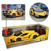 Lamborghini Rc Uzaktan Kumandalı Araba Şarjlı 37cm Büyük Boy