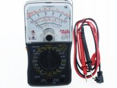 Tt Technic Dt 5818 Analog Multimetre