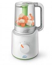 Philips Avent Buharlı Pişirici Ve Blender
