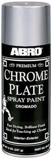 Abro Premıum Chrome Plate Krom Sprey Boya