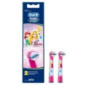 Oral B Diş Fırçası Yedek Başlığı Stages Prenses Çocuk 2 Adet