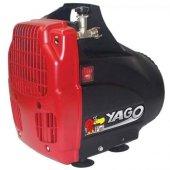 Fini Yago1850 Deposuz 1.5 Hp Yağsız Hava Kompresörü