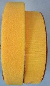 5 Cm Cırt Bant Sarı 1 Metre