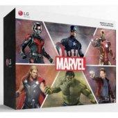 Lg Marvel 6lı Blu Ray Film Paketi