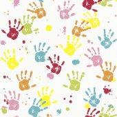Eller 3 Boyutlu Duvar Kağıdı (5 M)